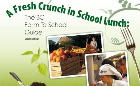 A Fresh Crunch in School Lunch