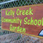 Kelly Creek Community School Garden