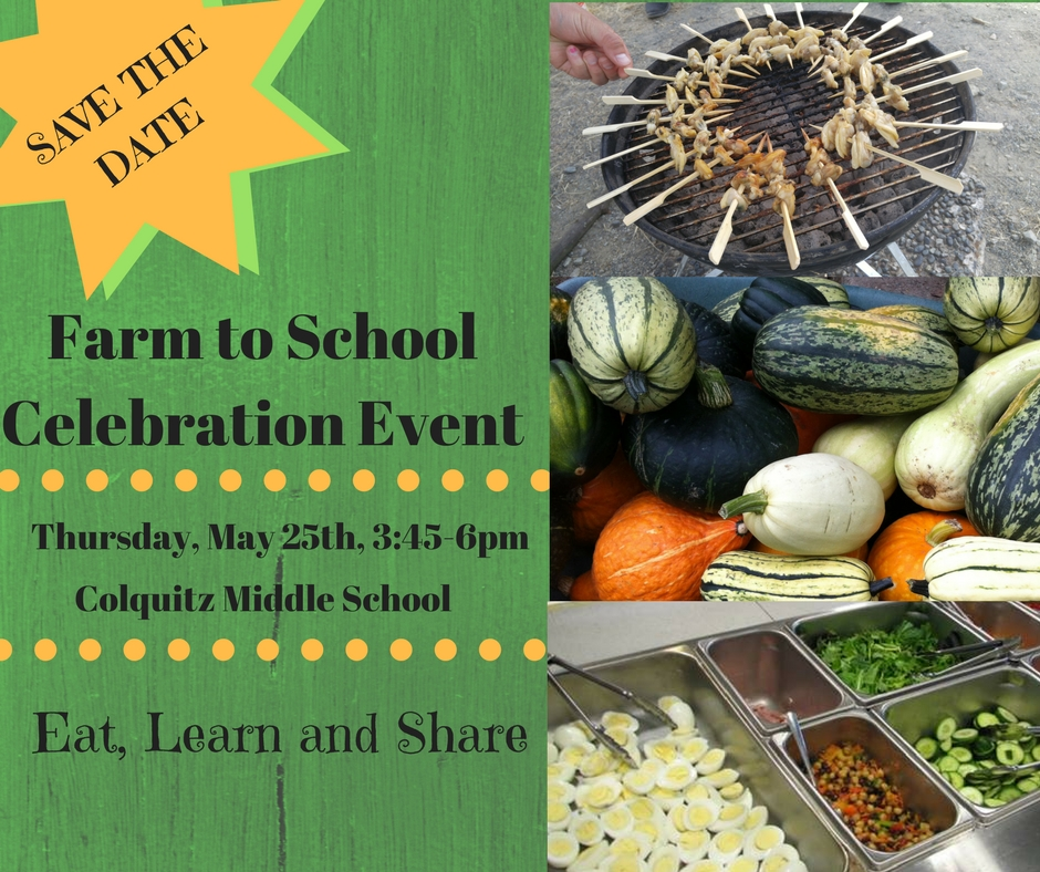 Farm to SchoolCelebration Event